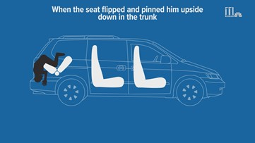 According To The 2004 Honda Odyssey Manual That Can Be Found On Website Third Row Seats Operates As A Magic Seat