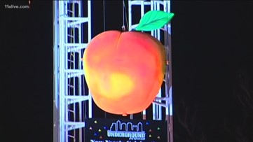 Peach Drop back at Underground Atlanta | What you need to know