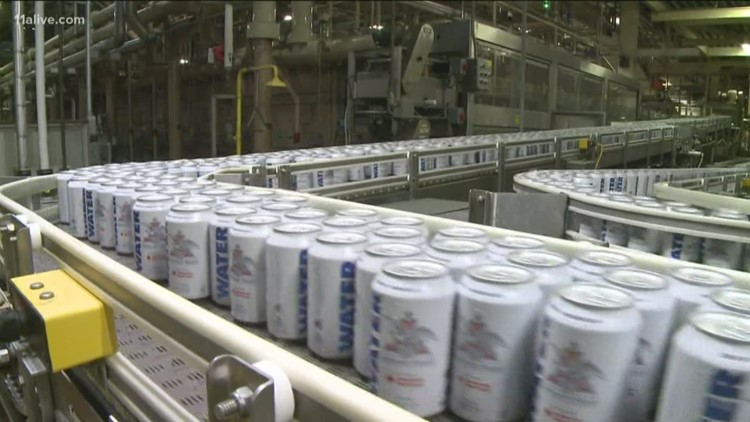 Anheuser-Busch to expand in Bartow County