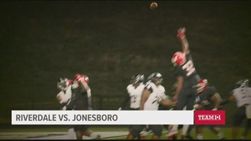 TEAM 11: Jonesboro vs. Riverdale