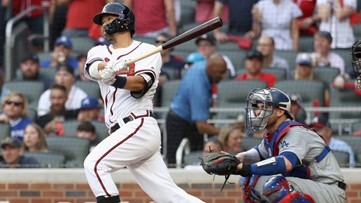 Atlanta Braves eliminated from playoffs after gut-wrenching loss to Dodgers