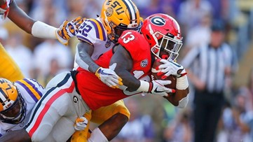 WATCH: This week's episode of 'UGA Sports Live,' previewing Auburn-Georgia