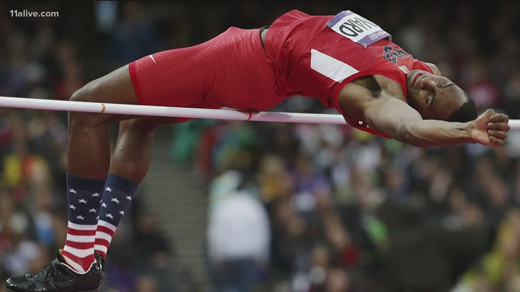 U.S. Olympian, high jumper Erik Kynard could go from silver to gold without even competing