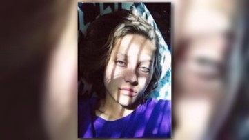 Police search for runaway teen from Woodstock