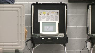 Judge won't toss suit challenging Georgia voting machines