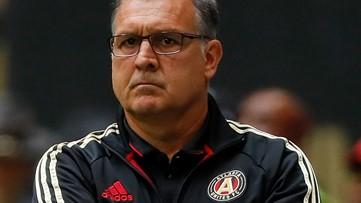 Coach Martino to leave Atlanta United at the end of MLS season