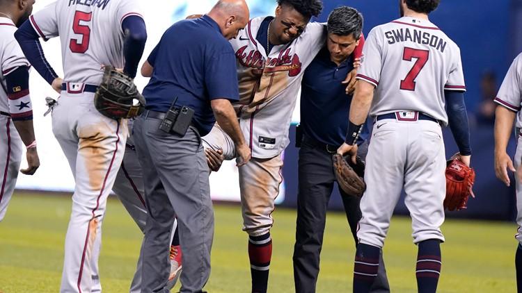Braves star Acuña to undergo 'season-ending surgery'