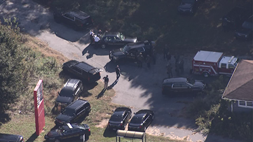 Cobb County SWAT situation ends after man allegedly held 3 hostage inside halfway house