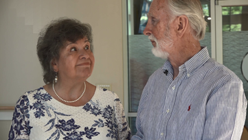 Local couple vows to fight Alzheimer's one step at a time, even after major setback with promising new drug