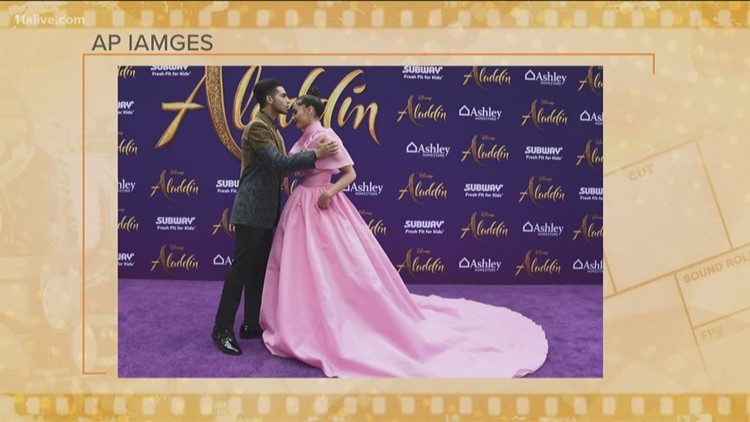 Atlanta talent graces carpet at 'Aladdin' Hollywood premiere
