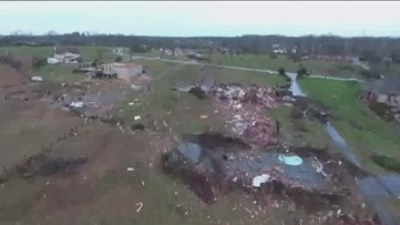 Rescue and recovery efforts underway after deadly tornadoes, social media responds