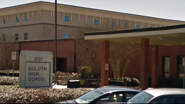 Teacher burned during science experiment at Duluth High School