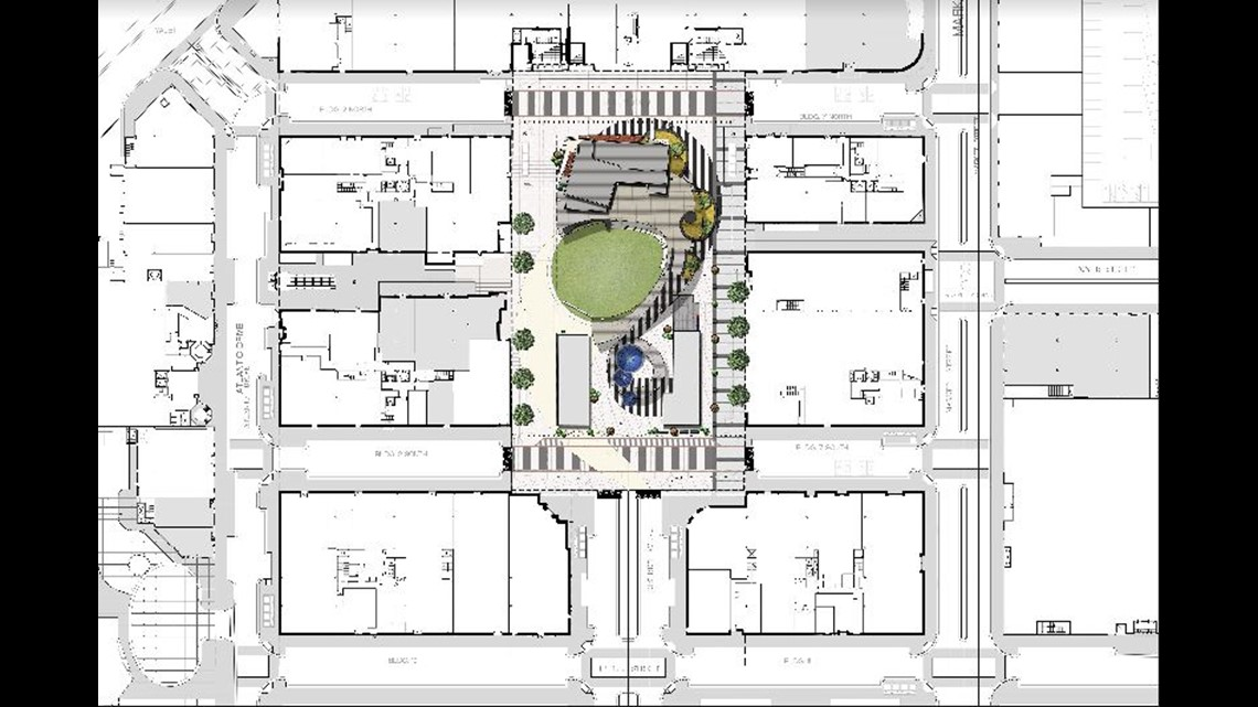 Atlantic Station To Get New Restaurants Expanded Green Space And