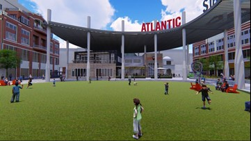 Atlantic Station to get new restaurants, expanded green space and renovated H&M