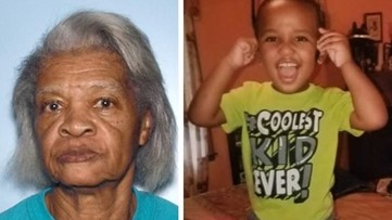 Mattie's Call | 75-year-old woman & her 2-year-old grandson reported missing