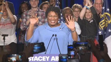 Stacey Abrams appears in Super Bowl ad pushing for fair elections