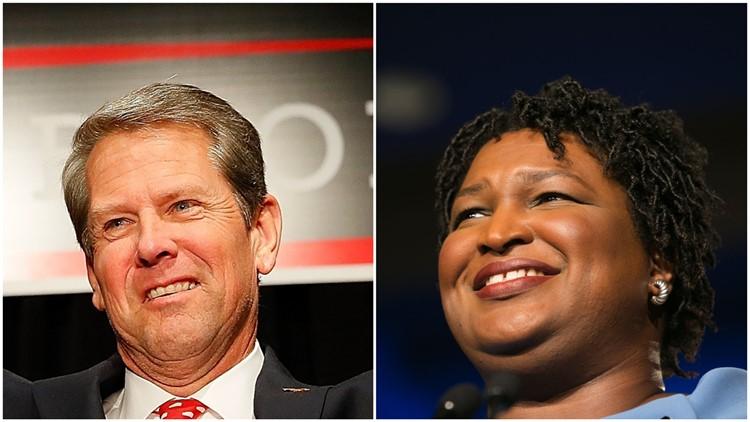 Who won the Georgia governor race?