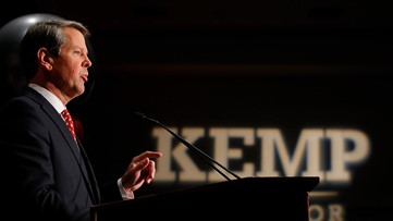 Hearing set for last minute federal suit filed to stop Kemp from overseeing election