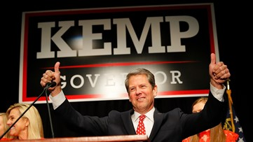 Brian Kemp makes history in his win as Georgia's next governor