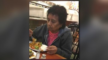 Missing 77-year old Cobb woman found