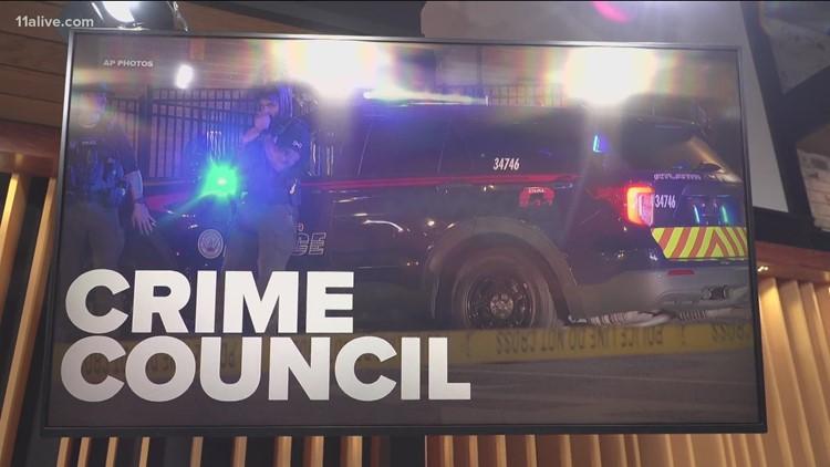 Mayor forms anti-crime advisory council