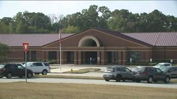 Teacher bitten by K-9 as deputy drops child off at school