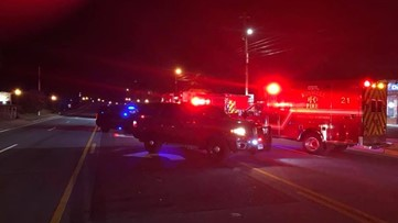 Pedestrian critically injured after Roswell accident