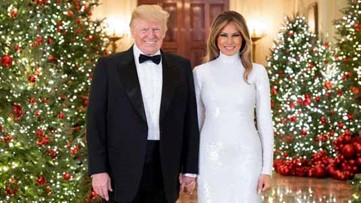 Trump signs executive order giving employees off on Christmas Eve