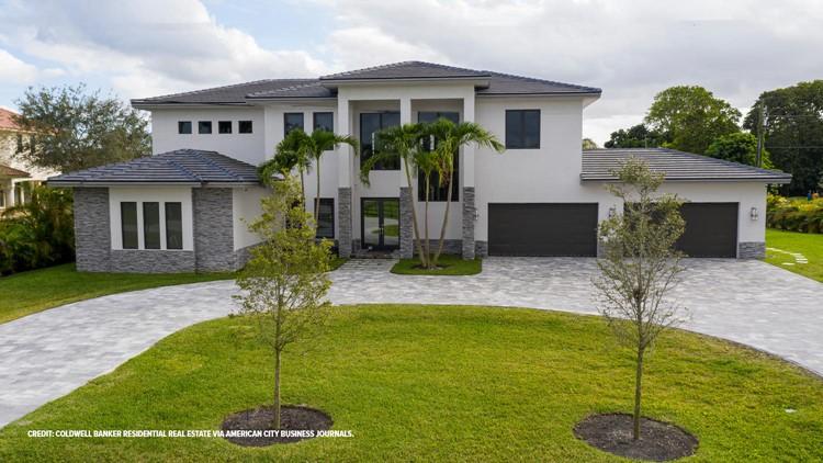 Michael Vick Florida home