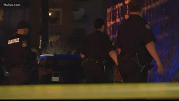 West Midtown recording studio 'riddled with gunfire' overnight
