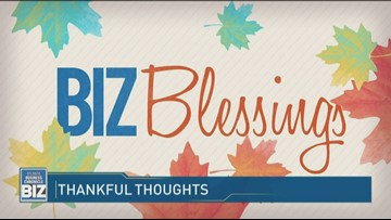 Atlanta Business Leaders Give Thanks