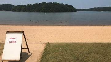 Metro Atlanta river beach reopens after tests find safe levels of bacteria