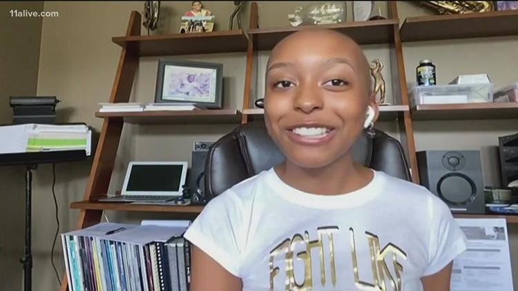 Teen beats cancer, plans benefit concert