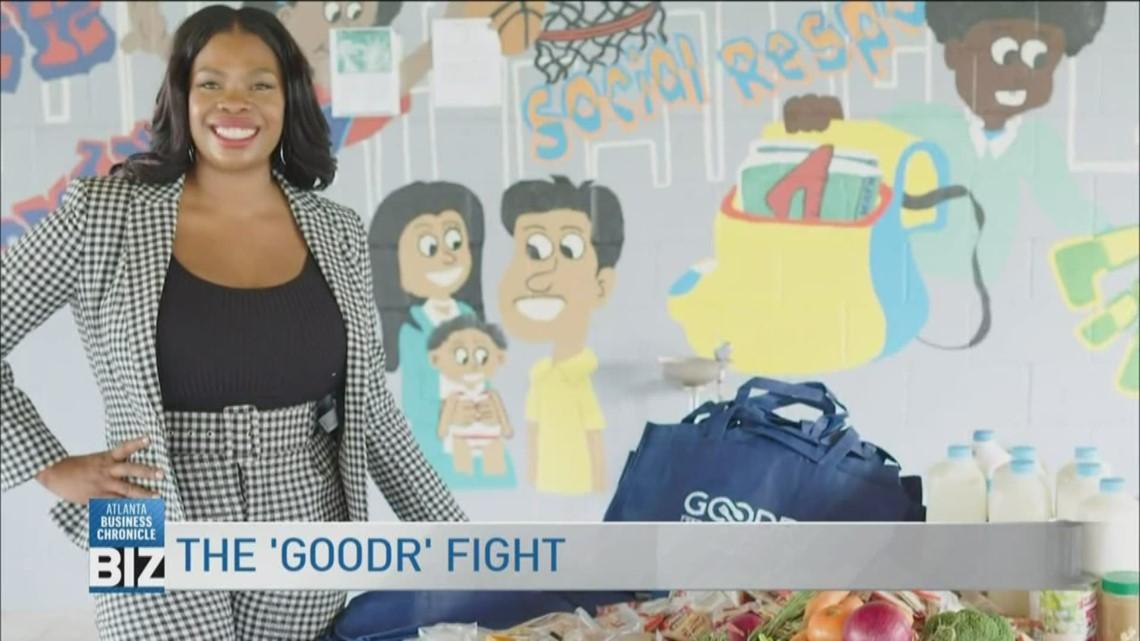 Exec. Profiles: Goodr CEO Jasmine Crowe