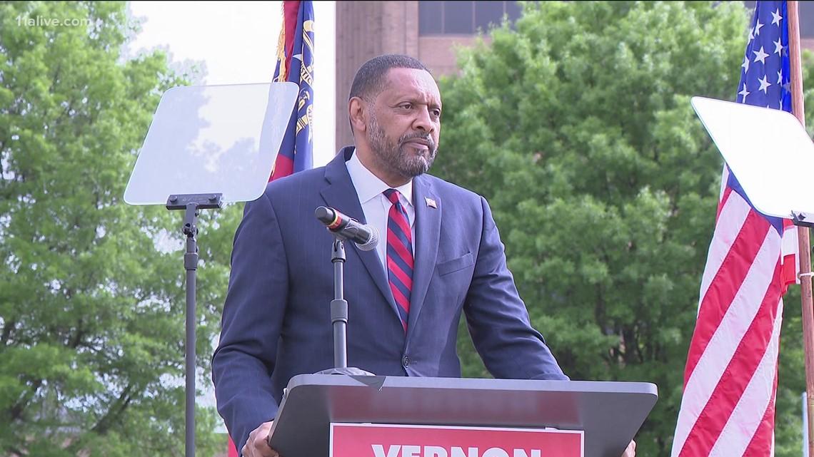 Vernon Jones announces run for Georgia Governor