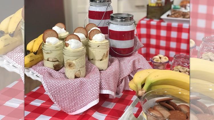 Aunt Debra's Banana Pudding!