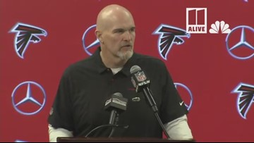 Dan Quinn on loss to Saints: I wanted this game for fans and the city.