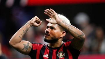 Josef Martinez's knee surgery a success, Atlanta United says
