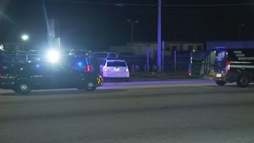 High speed chase ends on Covington Highway