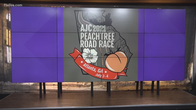 Voting begins for AJC Peachtree Road Race T-shirt
