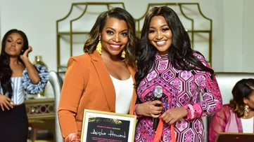 Women in media honored at Media Girls On Tour networking event