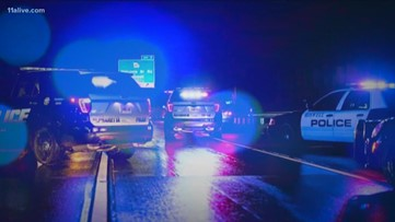 Alpharetta Police officer escapes unharmed after cruiser is smashed by DUI suspect