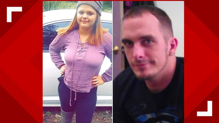 Authorities search for missing teen, 32-year-old man possibly with her