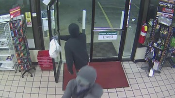Police release surveillance video of Athens armed robbery