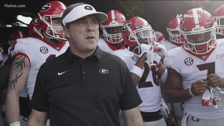 Kirby Smart adjusting to quarantine life, UGA football goes through virtual spring practices