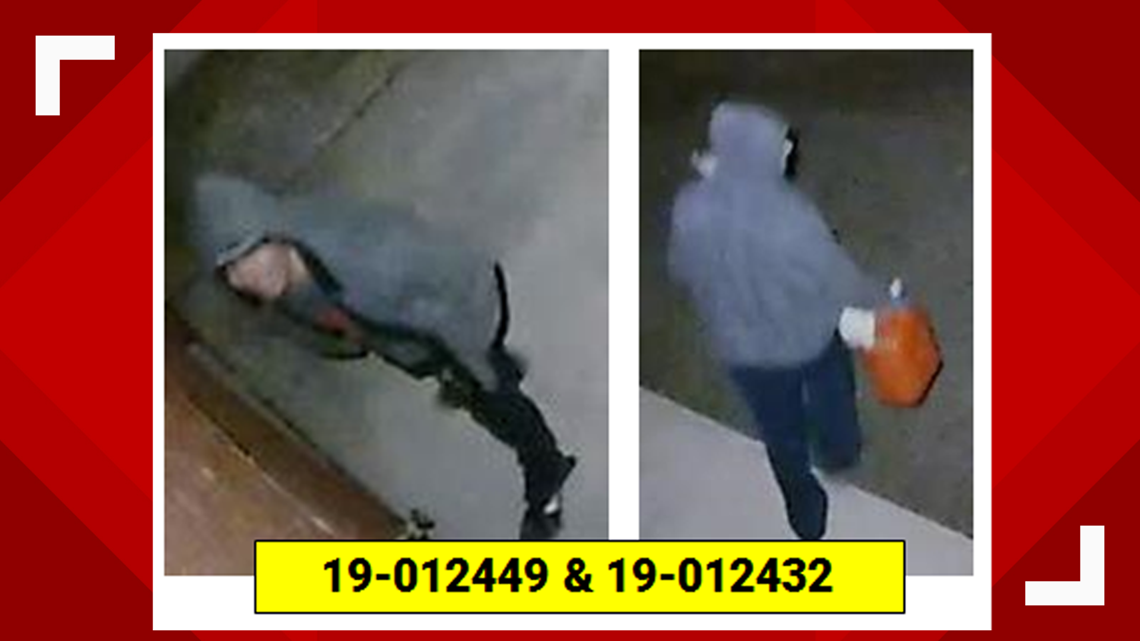 Gwinnett Police Department on the lookout for serial burglar
