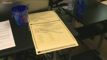 Decision in Athens to eliminate state's new voting machines being challenged by Secretary of State