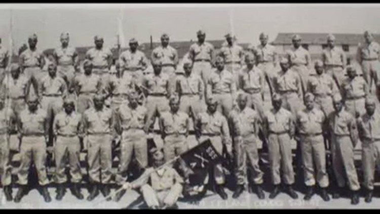555th Parachute Infantry Battalion known as the Triple Nickels