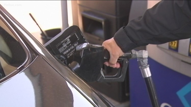 Gas prices on the rise in Georgia due to pipeline cyberattack