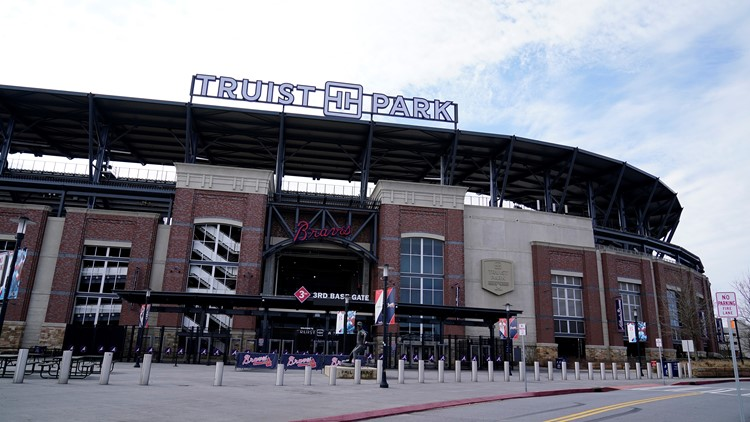 Braves increasing stadium capacity to 50 percent for second homestand at Truist Park